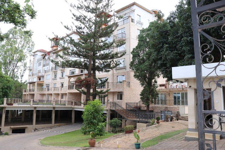 Temi Hill Apartment