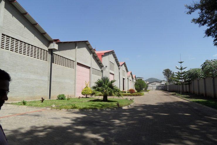 Ware houses Njiro Block C