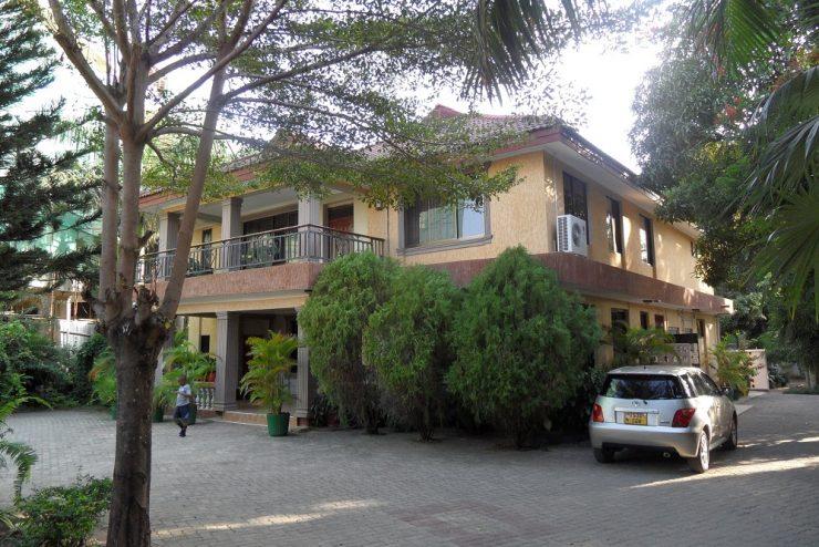 Furnished Apartment Masaki