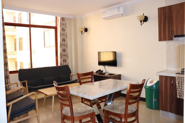 City Center  Furnished Flats