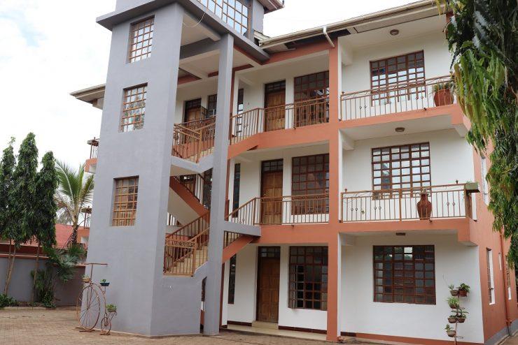 6 Stunning Apartments Njiro