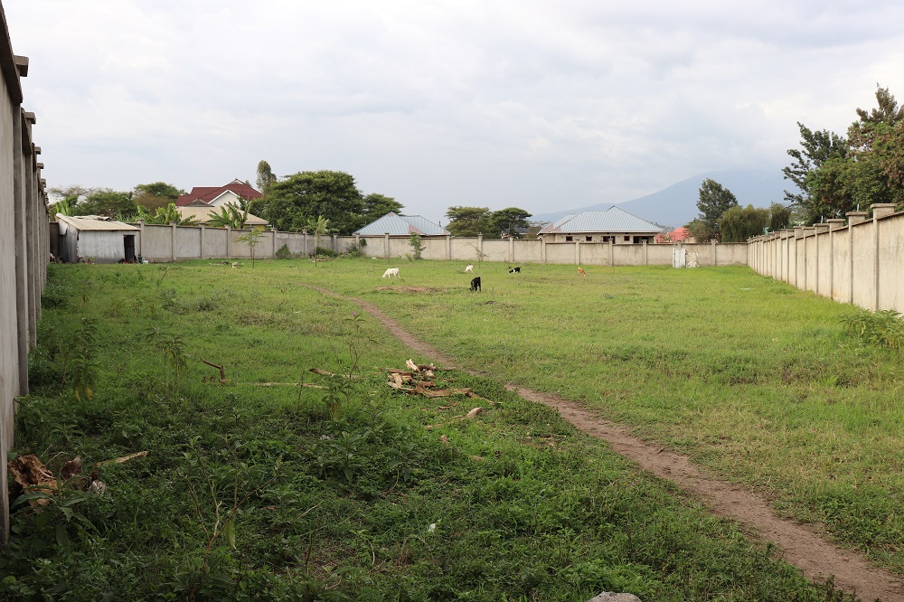 Njiro Plot for sale